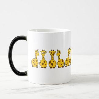Cute Giraffe, Wild Animal Mug