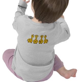 Cute Giraffe, Wild Animal T Shirt