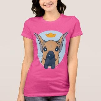 Cute Great Dane Graphic T-shirt
