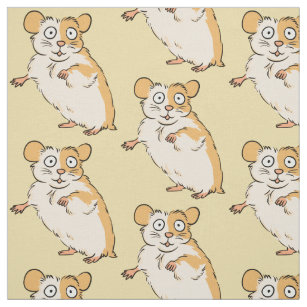 Cute Hamster Drawing Craft Supplies Zazzle Co Nz