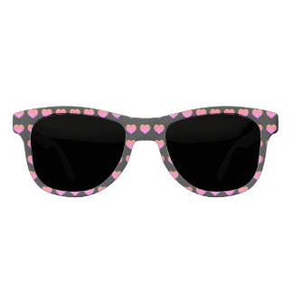 Cute Hearts Sunglasses