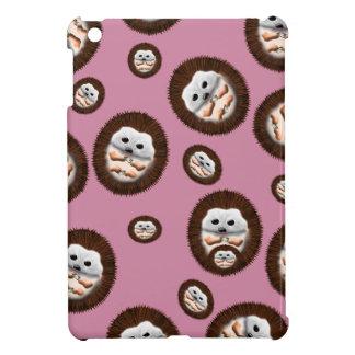 cute hedgehogs iPad mini covers