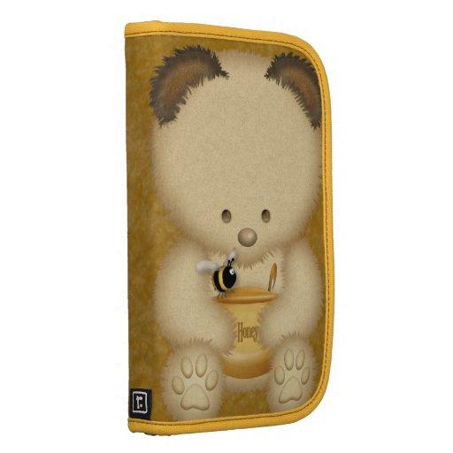 Cute Honey Bear Planner