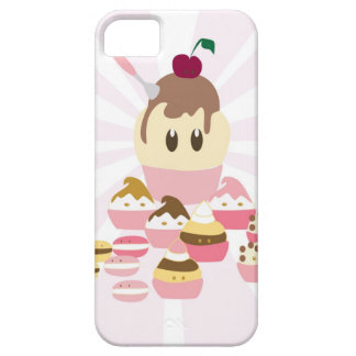 Cute ice cream barely there iPhone 5 case