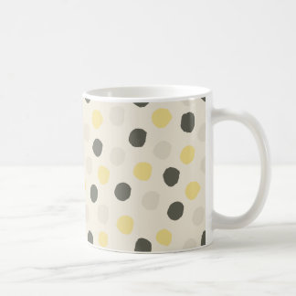 Cute Illustrated Abstract Patterns Coffee Mug