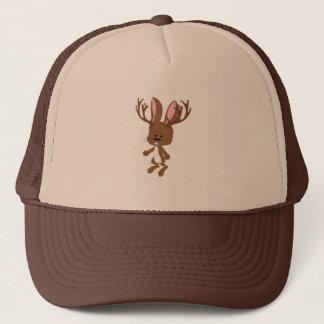 Cute Jackalope Trucker Hat