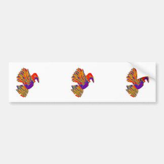 CUTE Kabootar Bird - KIDS Artistic Deco Gifts Bumper Stickers