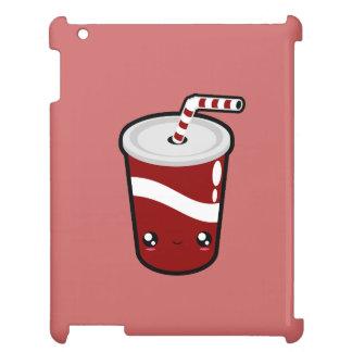 Cute Kawaii Fountain Pop iPad Case
