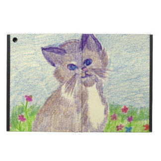 Cute Kitten iPad Air Cover