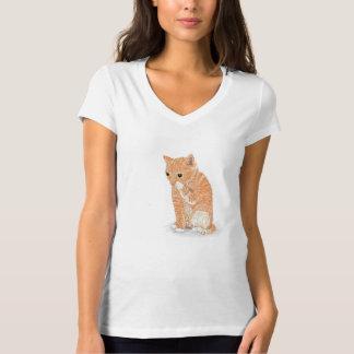 Cute Kitten  tshirt