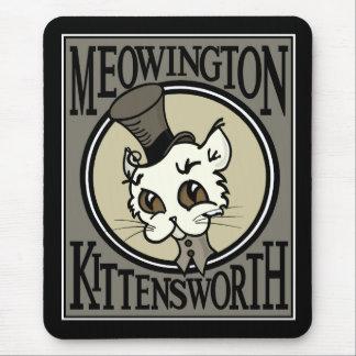 CUTE KITTY CAT MOUSEPAD