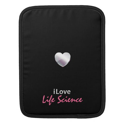 Cute Life Science Sleeve For iPads