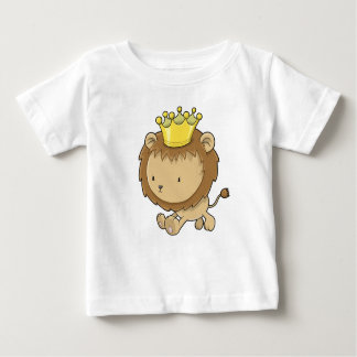 Cute Lion Cub Prince T-Shirt