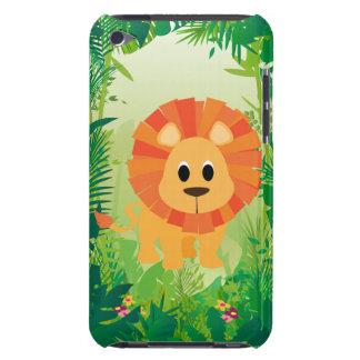 Cute Lion iPod Touch Case