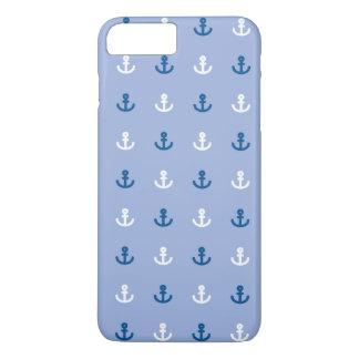 Cute Little Anchor Pattern iPhone 7 Plus Case