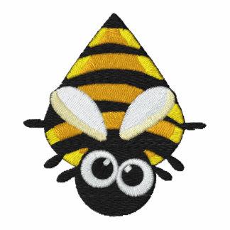 Cute Little Bee Embroidery Pattern