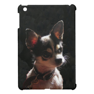 Cute Little Chihuahua Dog iPad Mini Cover