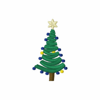 Cute Little Christmas Tree Holiday Hoodies
