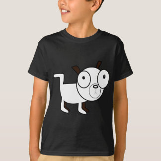 cute little dog graphic T-Shirt