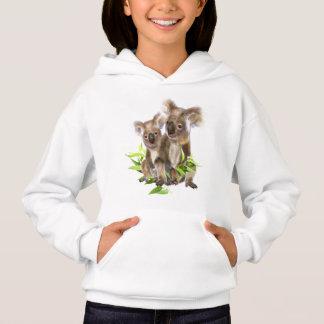 Cute Little Koala Bear Australian Animal Art