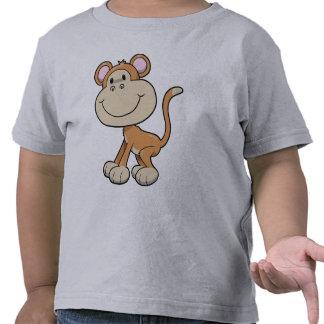 Cute Little Monkey T-shirts