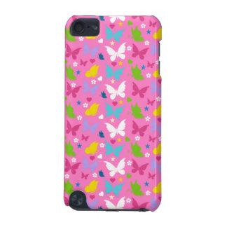Cute little pink Butterflies iPod Touch 5G Cover