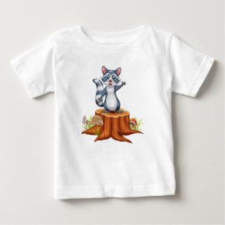 Cute little Racoon Baby T-Shirt