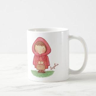 Cute Little Red Riding Hood Folk Tale Mug