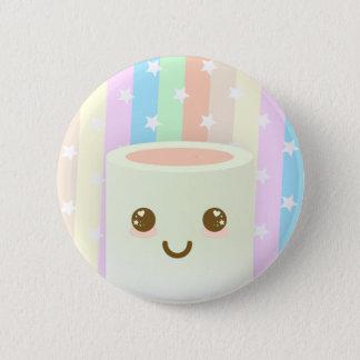 Cute Marsh 6 Cm Round Badge