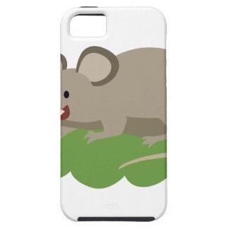 cute mouse rat tough iPhone 5 case