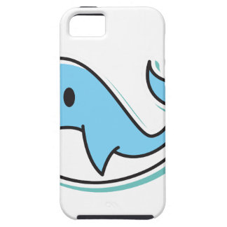 Cute Narwhal iPhone 5 Cover