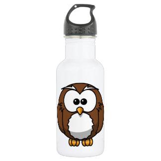Cute Owl 532 Ml Water Bottle