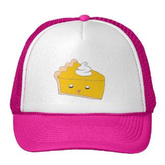 Cute Pumpkin Pie Slice Cap