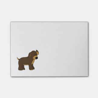 Cute Pup Notepad