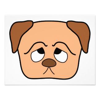 Cute Puppy Dog. Custom Invitations