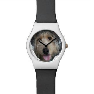 Cute puppy dog watch