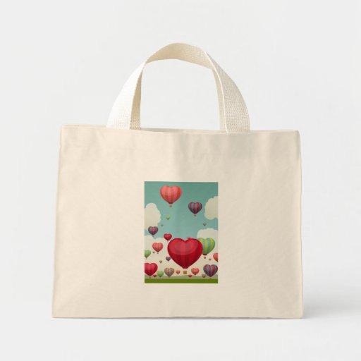 cute, red, pink, orange, blue, cyan, green, white, bag