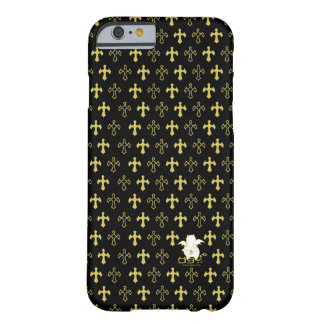 Cute Shy Devil in LOVE Barely There iPhone 6 Case