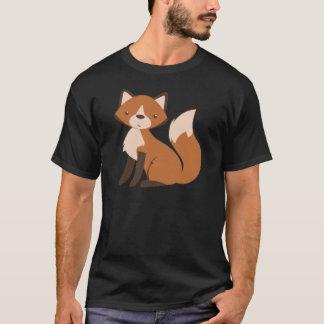 Cute Sitting Fox T-Shirt