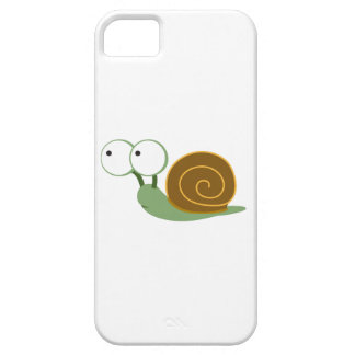 Cute Snail` iPhone 5 Covers