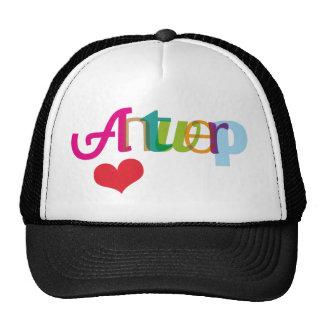 Cute souvenir hat from Antwerp