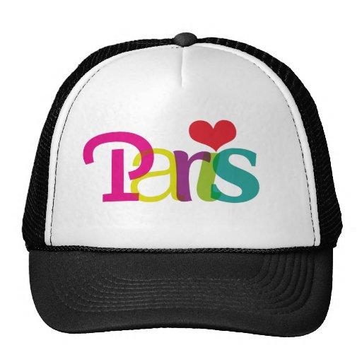 Cute souvenir hat from Paris