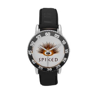 Cute Spiked Orange Sea Urchin Watches