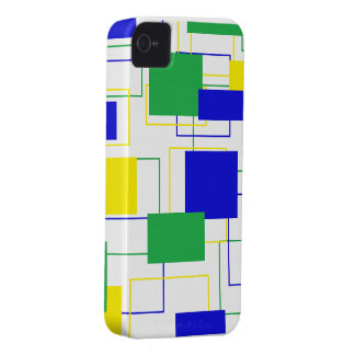 Cute Squares Blackberry Bold Case