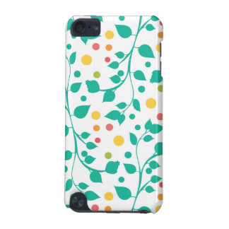 Cute Summer Citrus Floral Pattern iPod Touch 5G Covers