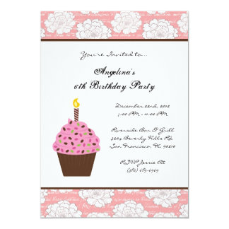 CUTE Sweet Kids Fun Birthday Party Card