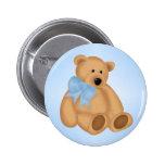 Cute Teddy Bear, For Baby Boy Pin