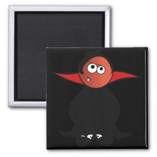 CUTE TOOTH PATCHY VAMPIRE DRACULA MAGNET