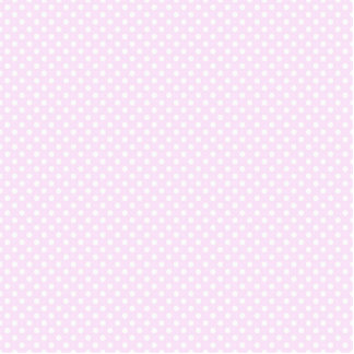 Cute Trendy Pink White Polka Dots Pattern Standing Photo Sculpture