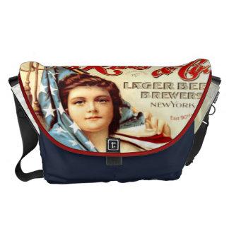 cute vintage american bag,american,vintage courier bags